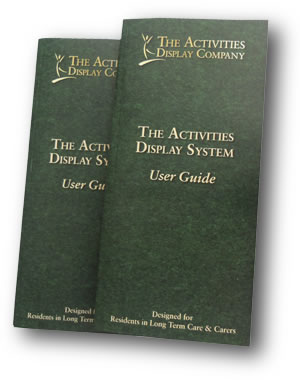 Fan of Activities Cards